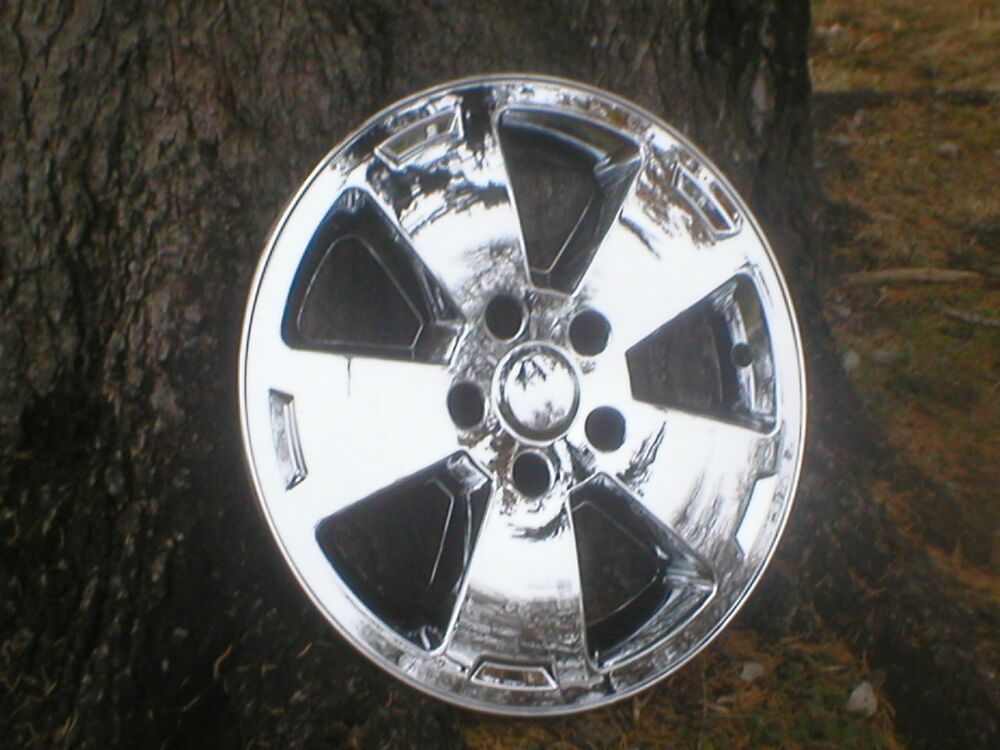 2006 2007 2008 chevrolet impala hubcaps wheel skins 16 ebay. Black Bedroom Furniture Sets. Home Design Ideas