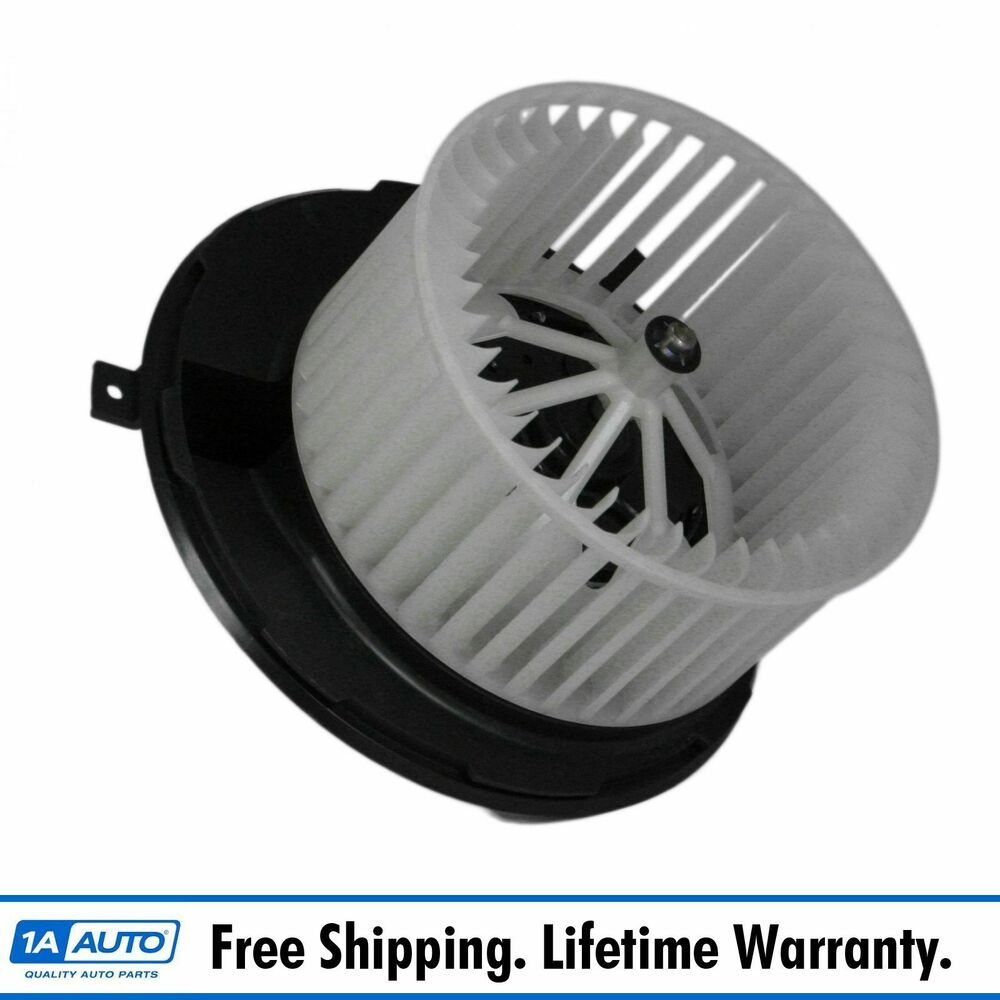 Heater Blower Fan : Heater blower motor w fan cage for vw passat rabbit golf