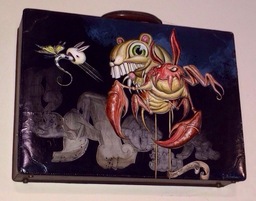 Lowbrow Paintings For Sale