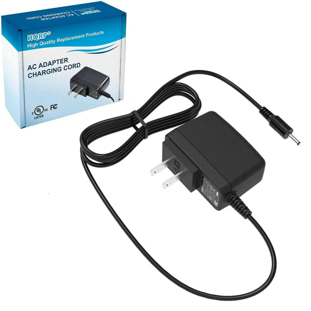 Power Supply Cords : Hqrp ac adapter charger power supply cord for la