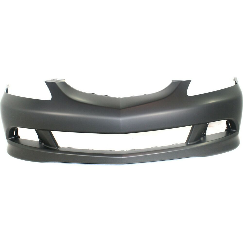 Front Bumper Cover For 2005-2006 Acura RSX W/ Fog Lamp