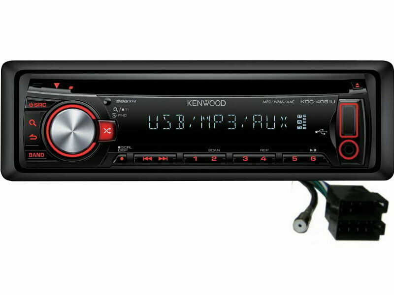 renault megane scenic cd mp3 usb radio kenwood lenkradfernbedienung adapter ebay. Black Bedroom Furniture Sets. Home Design Ideas