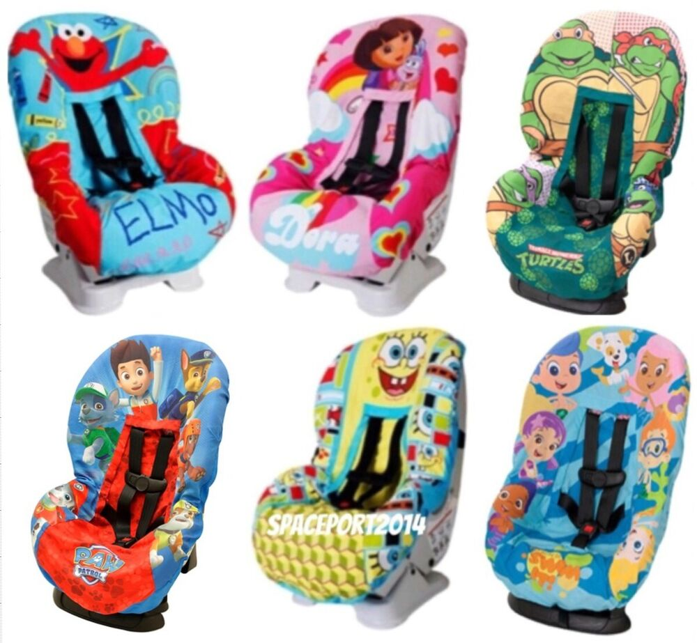 Childs CAR SEAT COVER Replacement Waterproof Seat Boys