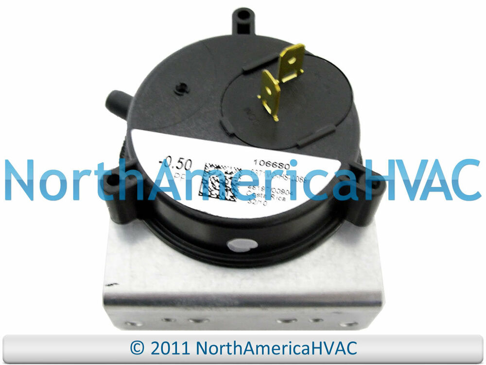Oem Furnace Draft Vent Air Pressure Switch 106680 9371vo