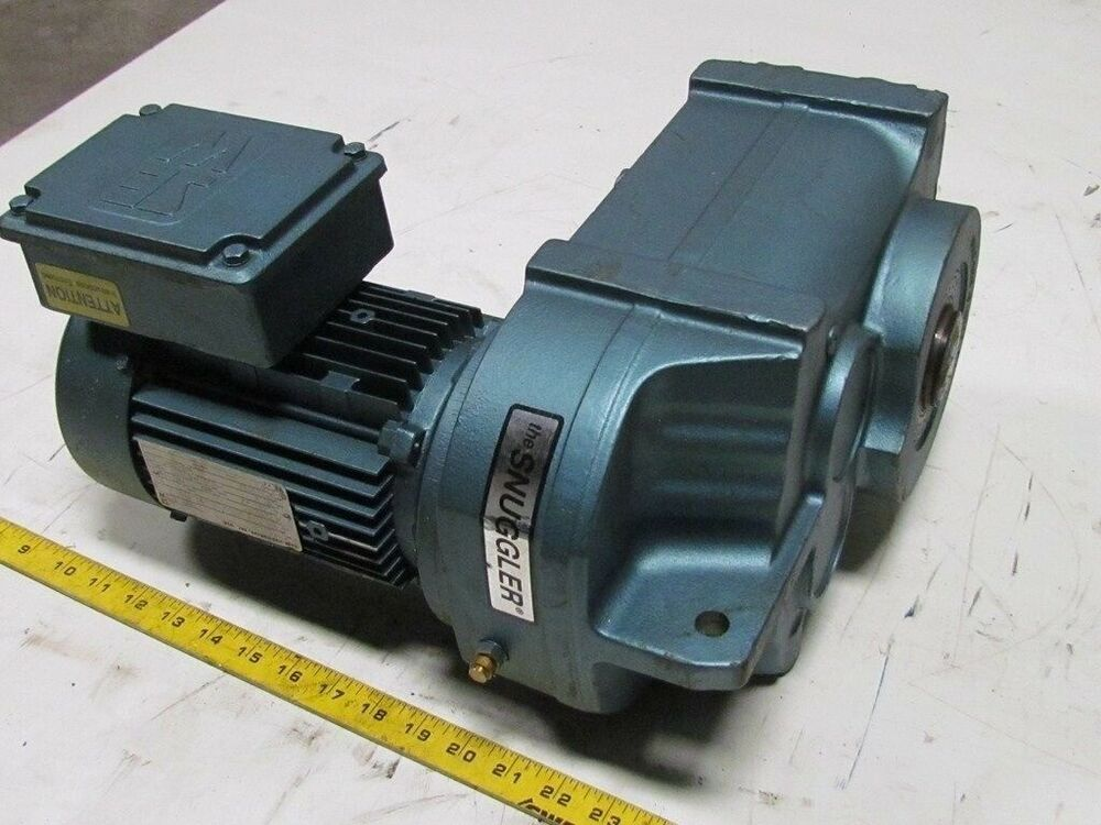 Sew eurodrive dft80n8 4 fa67dt80n8 4 motor w gearbox 3 for Sew motors and drives