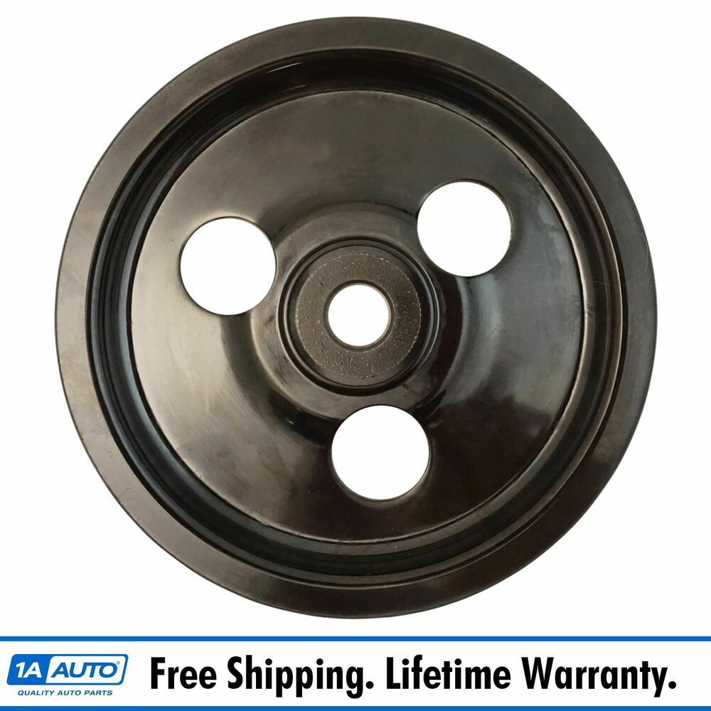 Power Steering Pump Pulley For 93 98 Jeep Grand Cherokee