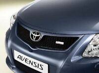 Genuine Toyota Avensis 2009+ Sports Front Mesh Grille - PZ402-T9494-AB