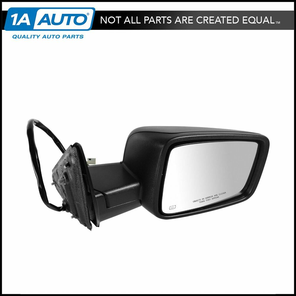 Power heated turn signal side view mirror passenger right for Power mirror motor repair