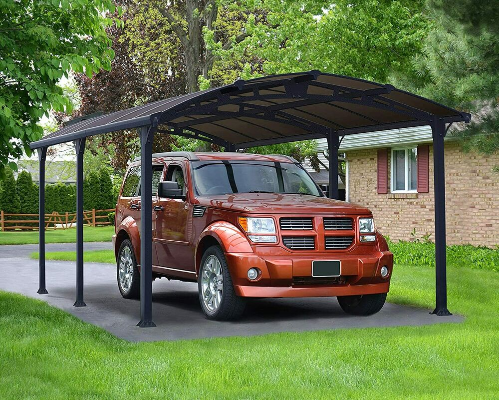 palram arcadia 5000 carport do it yourself heavy duty. Black Bedroom Furniture Sets. Home Design Ideas