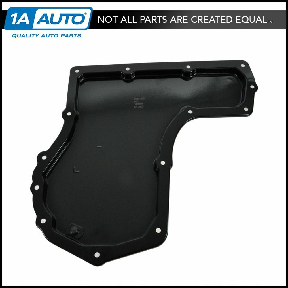 transmission oil pan 4 speed automatic for chevy oldsmobile pontiac ebay. Black Bedroom Furniture Sets. Home Design Ideas