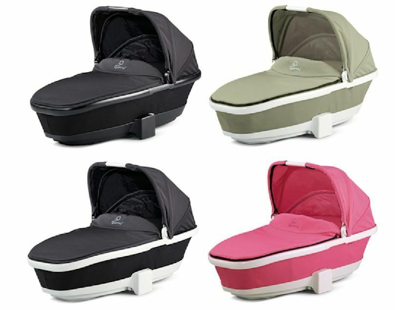 Quinny Tukk Foldable Bassinet Baby Carrycot Carrier for Moodd &amp ...