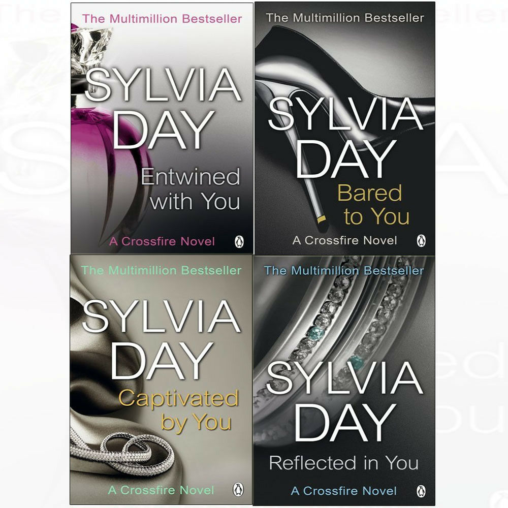 Free Comic Book Day Uk Store Locator: Sylvia Day Collection Crossfire Series Reflected In You