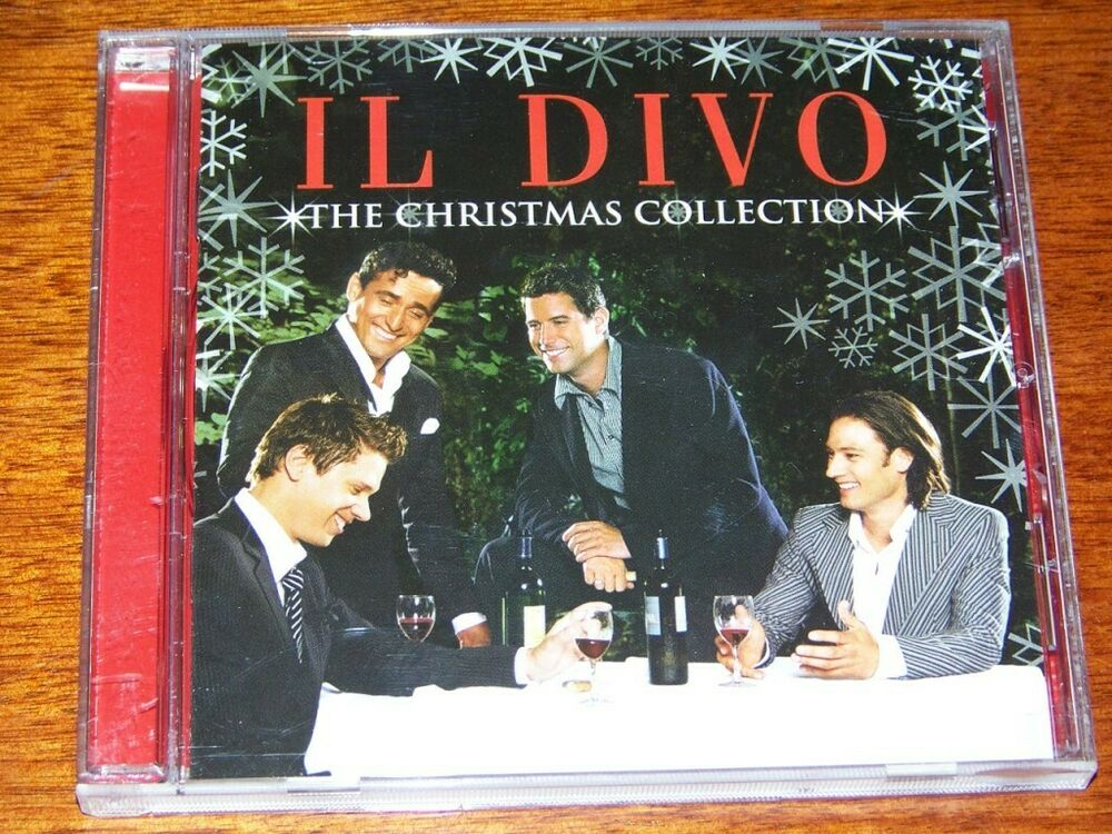 The christmas collection il divo like new 2005 cd ebay - Il divo christmas ...