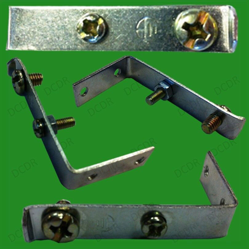 Right Angle Base : L brackets degree right angle side fixing lamp