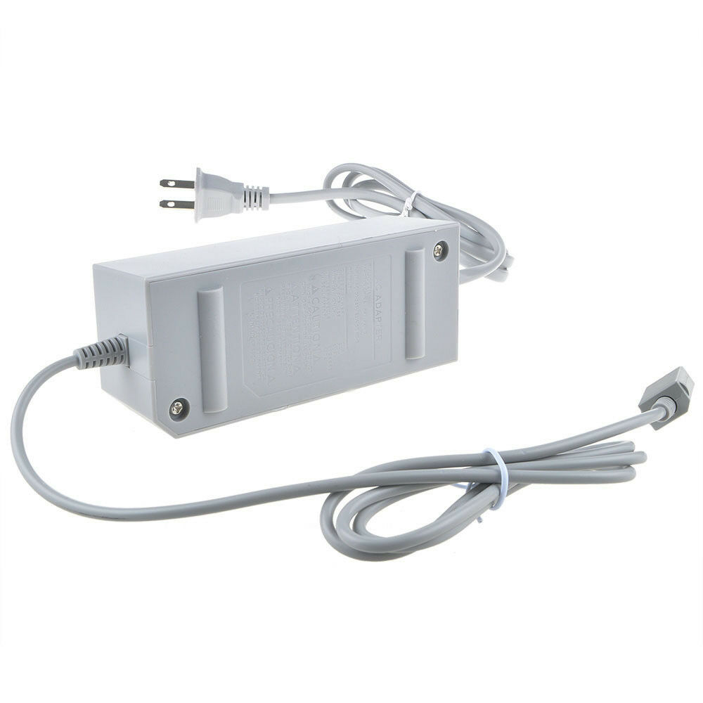 Generic Psu Dc Charger For Nintendo Wii Usa Ac Adapter