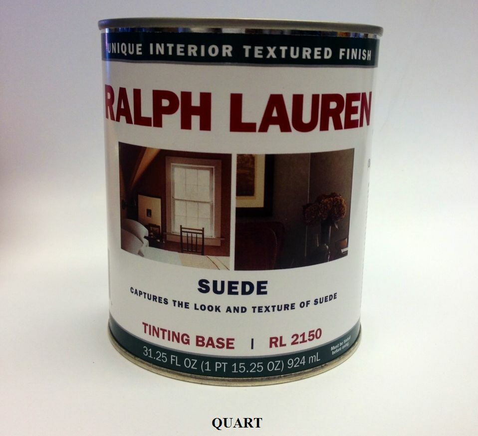 Ralph Lauren Suede Paint Interior Textured Finish In 43