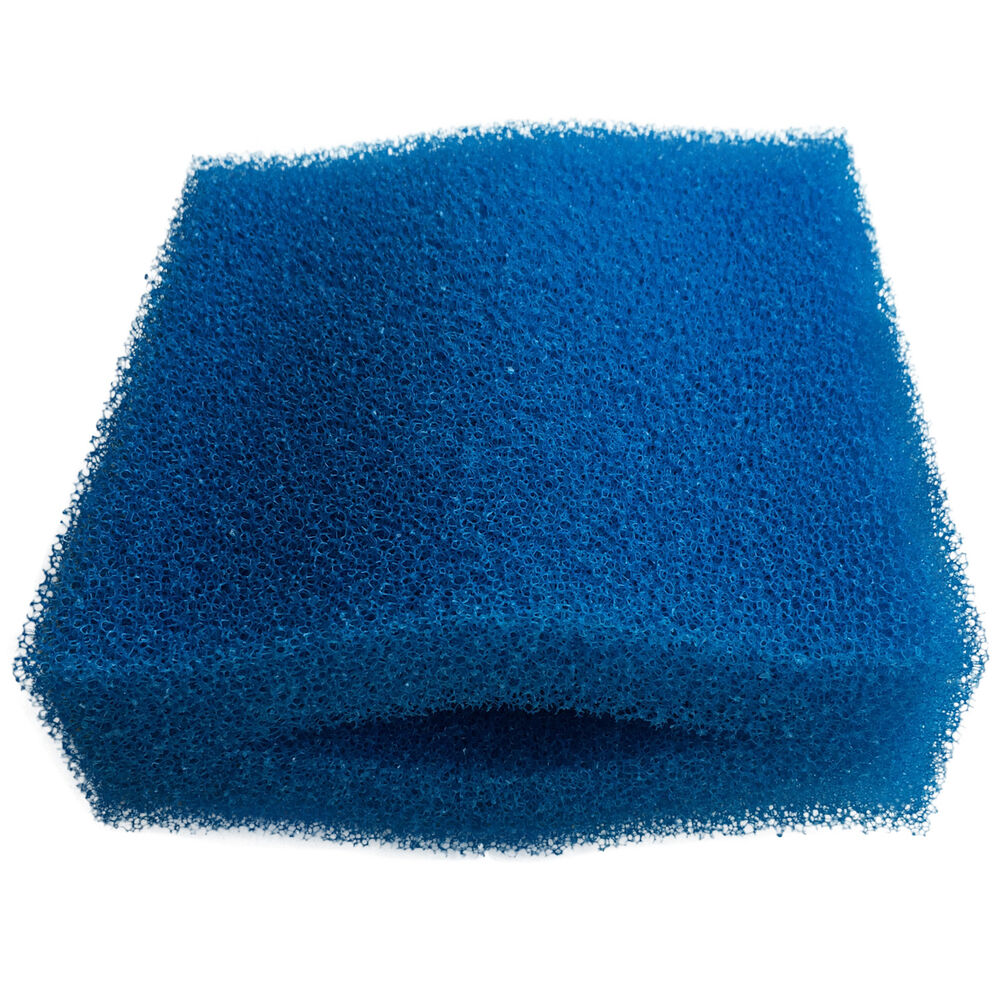 Oase biotec 5 10 30 replacement blue coarse pond filter for Foam in koi pond