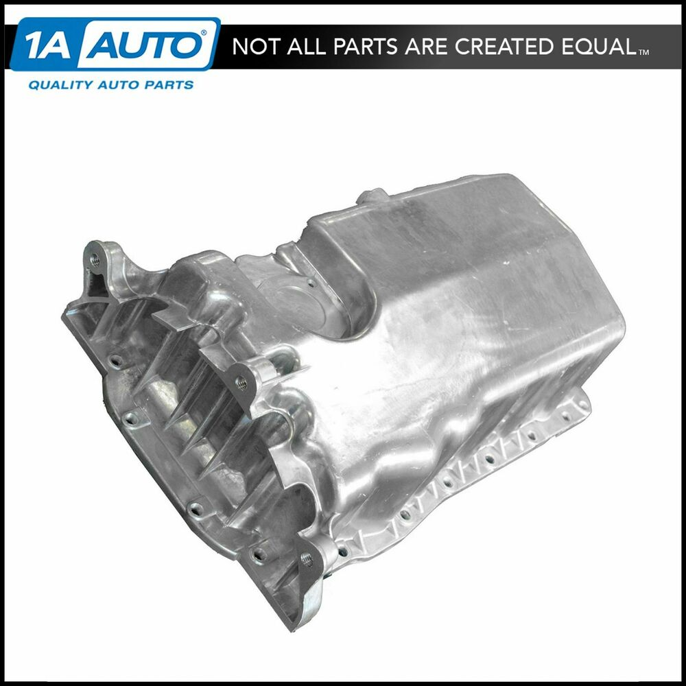 Engine oil pan aluminum new for vw beetle golf jetta ebay Jetta motor oil