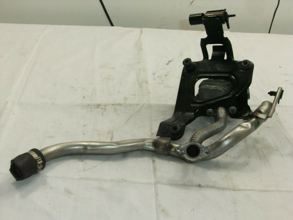 Exhaust Piping Egr Valve Mercedes W202 C