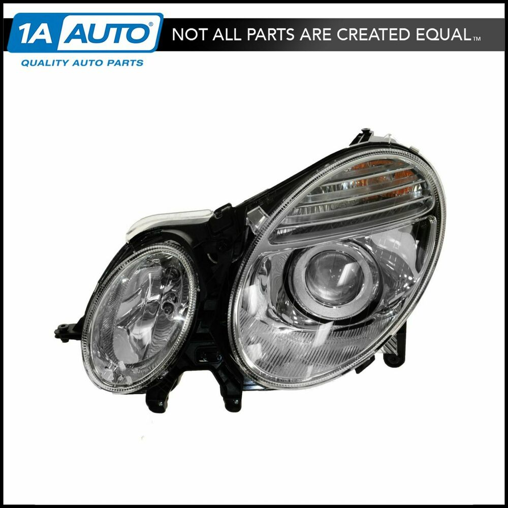 Hid xenon headlight headlamp driver side left lh for for Mercedes benz headlight replacement