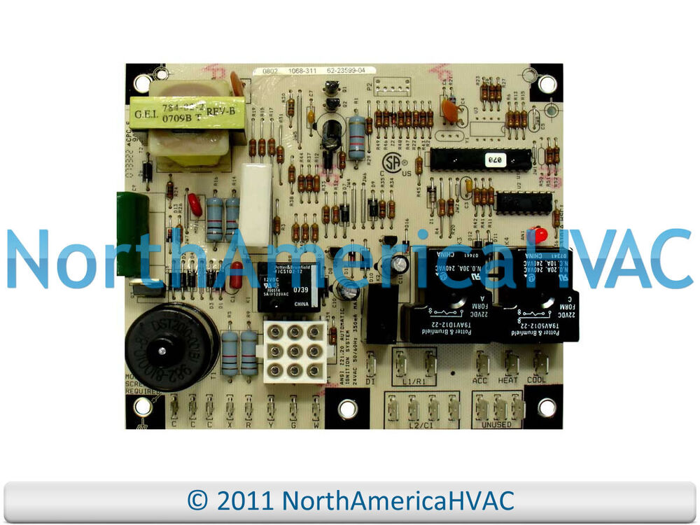 oem rheem ruud weather king corsaire furnace control board ... ruud rhslhm3617ja control board diagram ruud furnace control wiring diagram