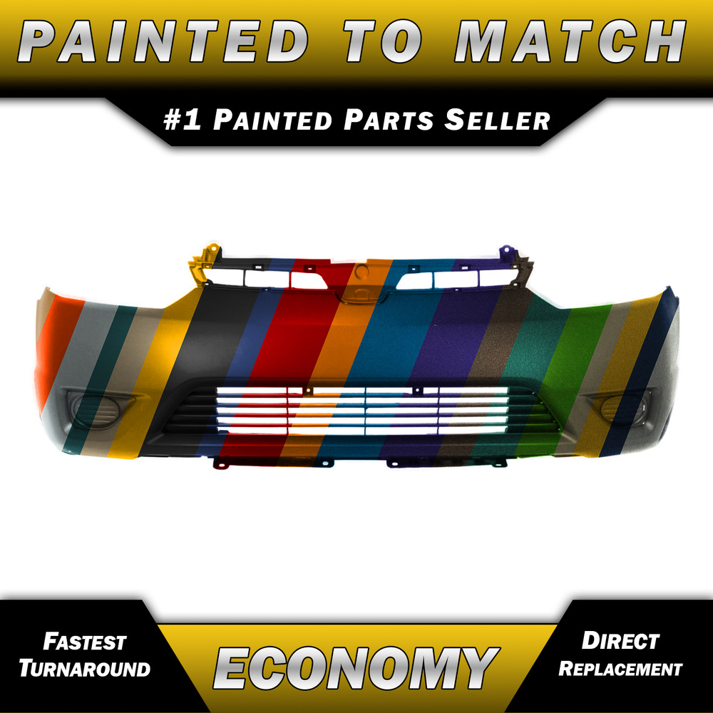 painted  match front bumper cover     honda civic coupe ebay