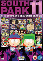 South Park - Season 11 (re-pack) [DVD] Film & TV