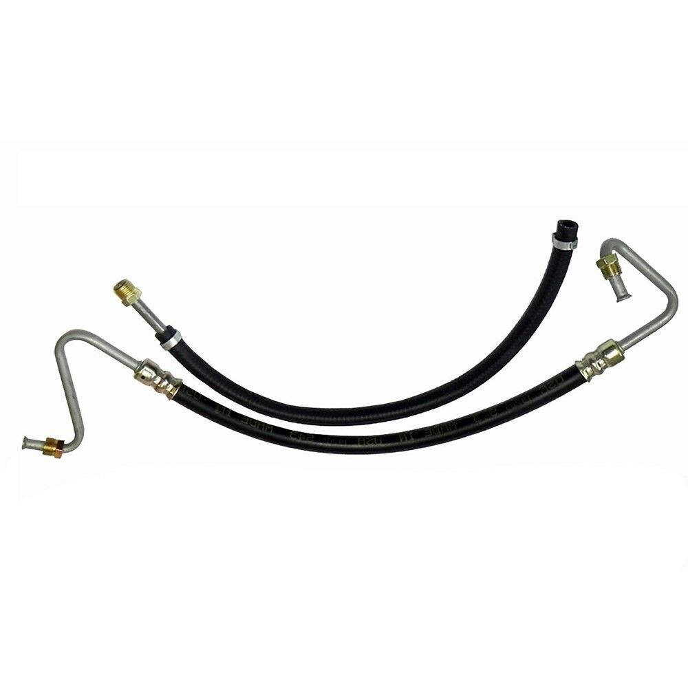 1970 Pontiac Gto Lemans Power Steering Hose Amp Return Kit