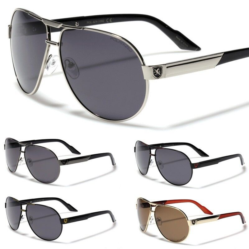 Premium quality polarized aviator sunglasses mens driving for Mens fishing sunglasses
