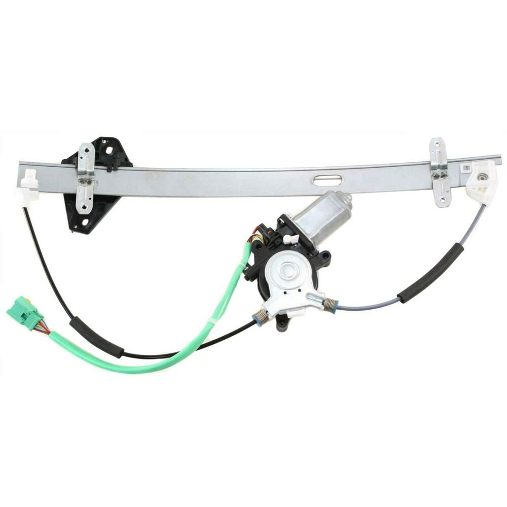 Power window regulator for 2002 2006 honda cr v front Window motor and regulator cost
