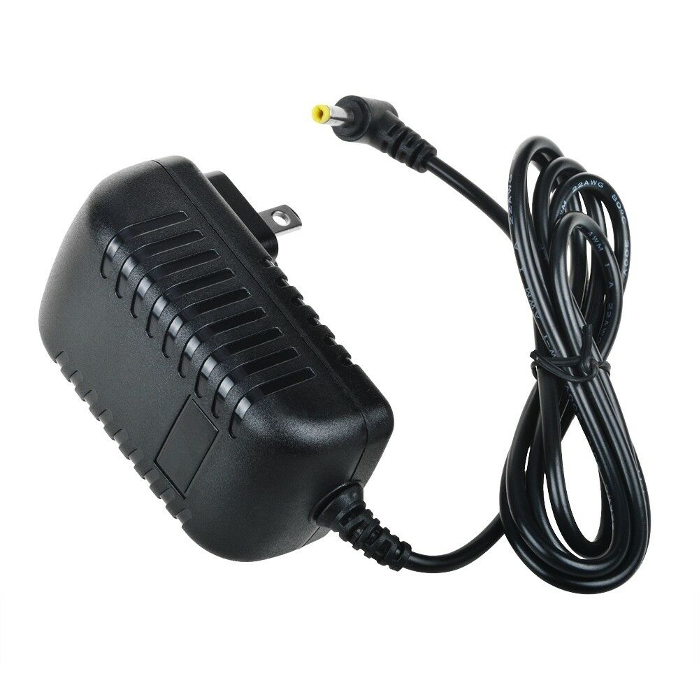 9V 2.2A AC Adapter Charger For Durabrand PDV709 Portable