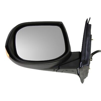 Power Mirror For 2009-2014 Acura TSX Left Side Manual Folding With Signal Light
