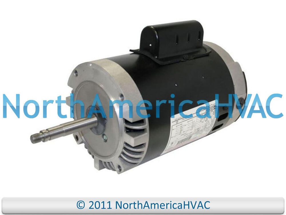 polaris pool cleaner motor 3 4 hp magnetek a o smith