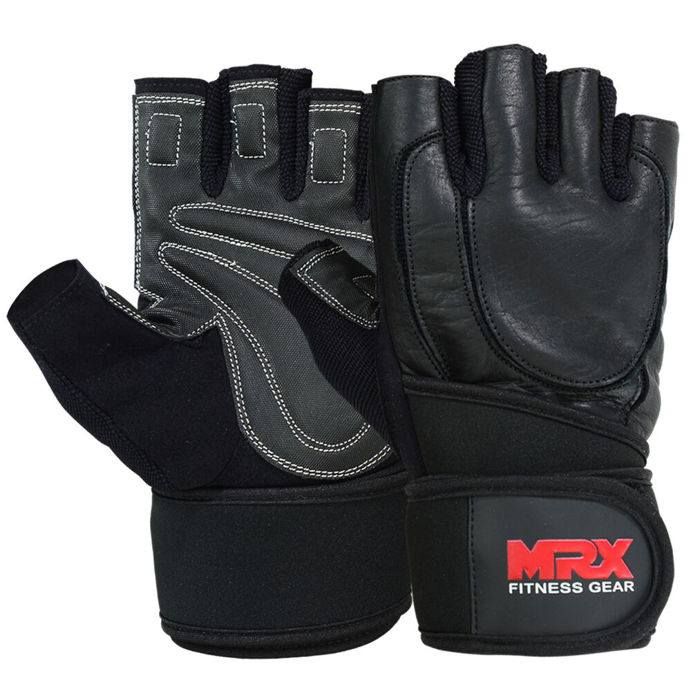 Fitness Weight Lifting Gloves: MRX Weight Lifting Gloves Gym Training Fitness Glove