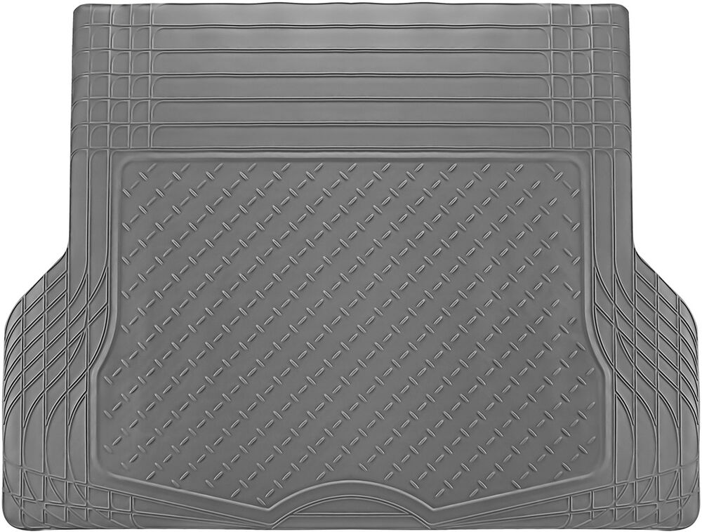 Trunk Cargo Car Floor Mats For Toyota Camry All Weather