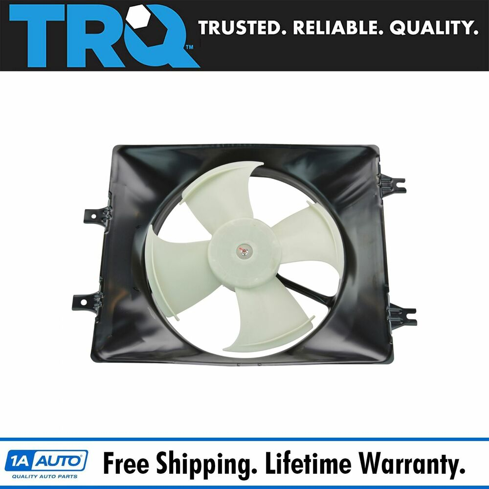 Air conditioner ac a c condenser cooling fan assembly w for Ac fan motor cost