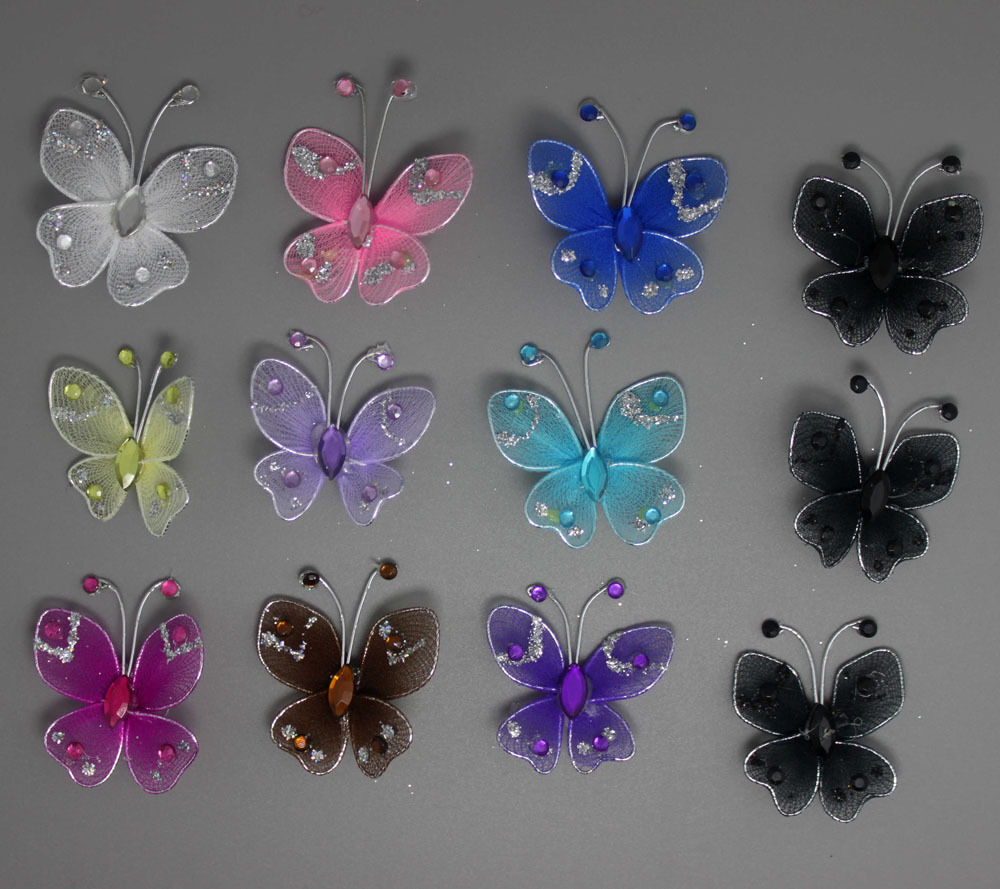 One Dollar Nylon Butterfly Decorations 26