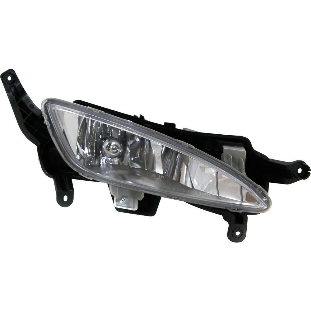 clear lens fog light for 2011 14 kia optima rh capa. Black Bedroom Furniture Sets. Home Design Ideas
