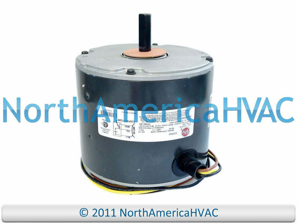 Carrier Bryant Payne 1 5 Hp 208 230v Condenser Fan Motor