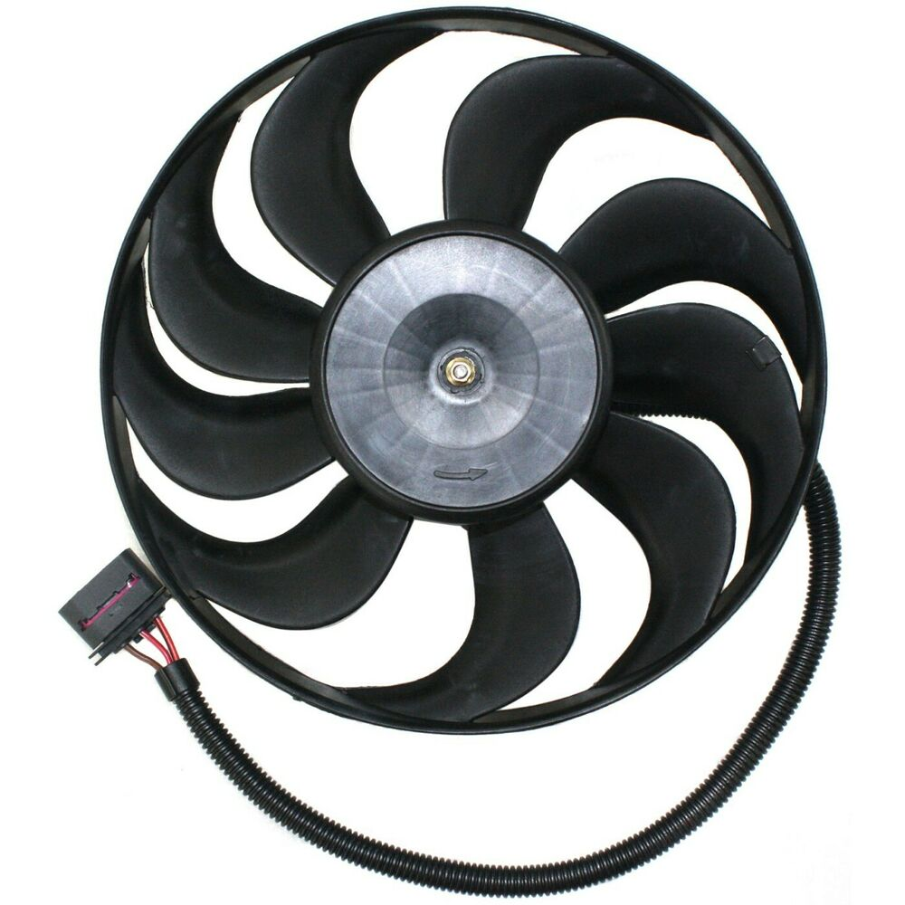 A C Condenser Cooling Fan For 99 2005 Volkswagen Jetta 98
