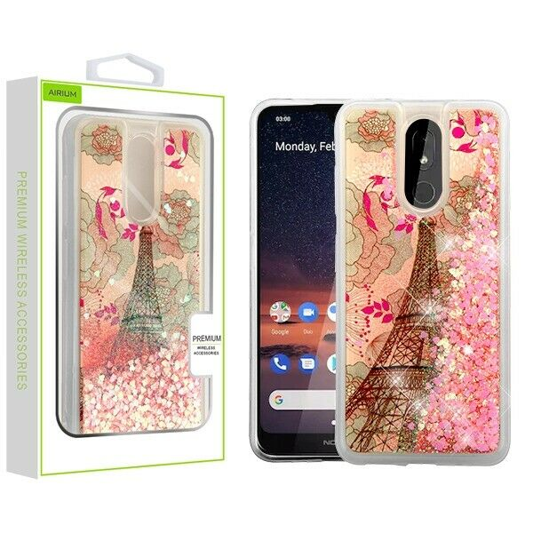 For Casio Gu0026#39;zOne Commando 4G LTE Crystal BLING Hard Case Phone Cover ...