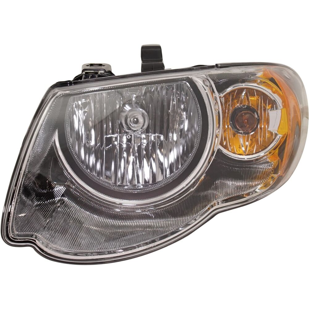 Headlight For 2005-2007 Chrysler Town & Country Driver