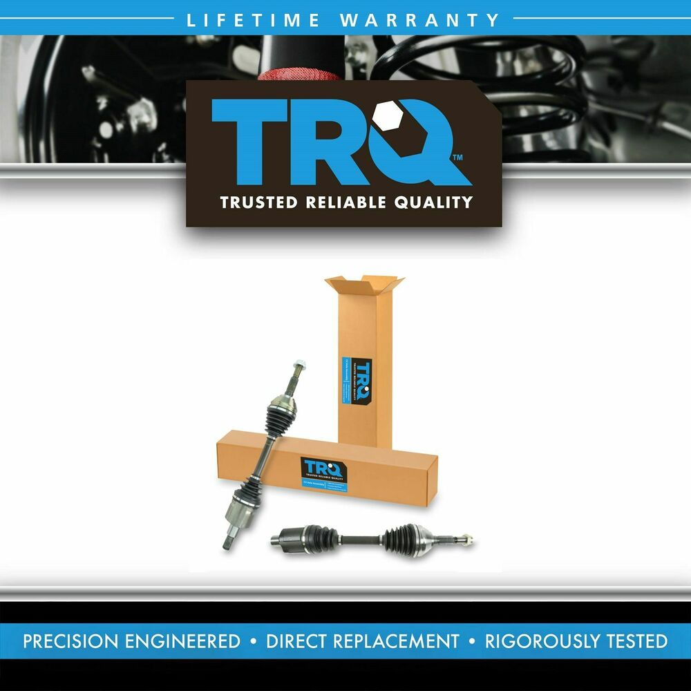 Chevrolet Front Axle : Cv joint axle shaft front pair set for chevy s pickup