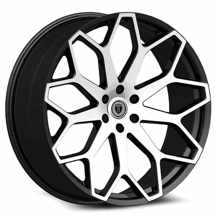 26 Inch Rims : Inch borghini b wheels rims tires fit
