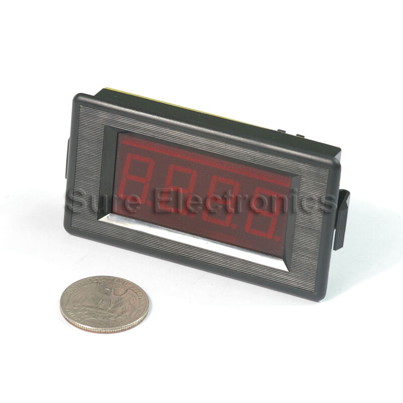 Digital Frequency Meter : Quot digital red led frequency meter electronic