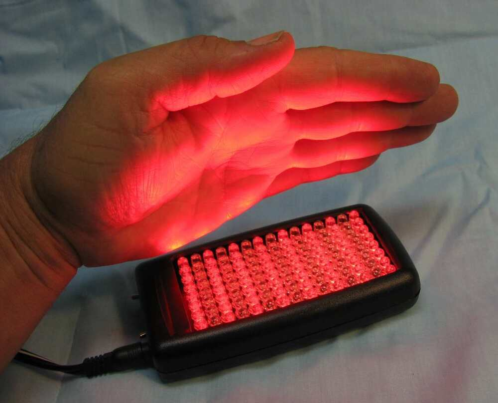New Dual Red Amp Infrared Light Fast Pain Relief Therapy