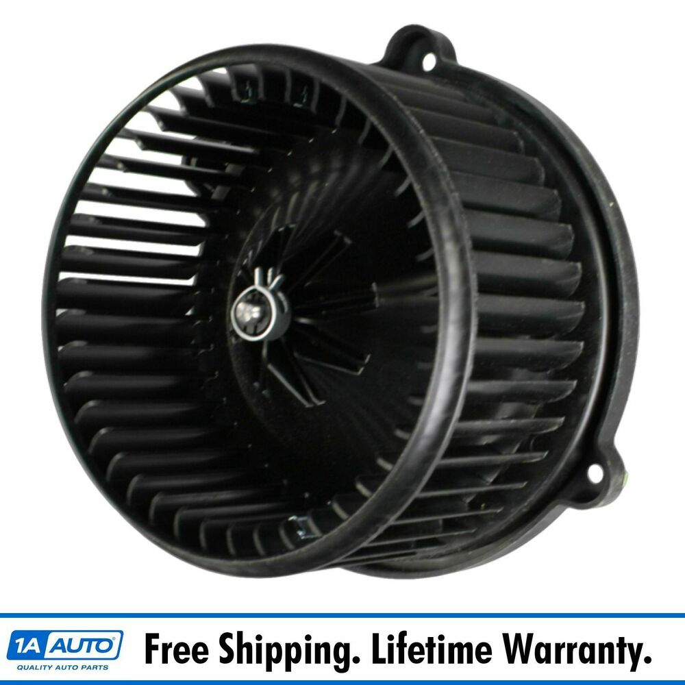 Heater Blower Motor w/Fan Cage for Hyundai Tucson Kia Sportage | eBay