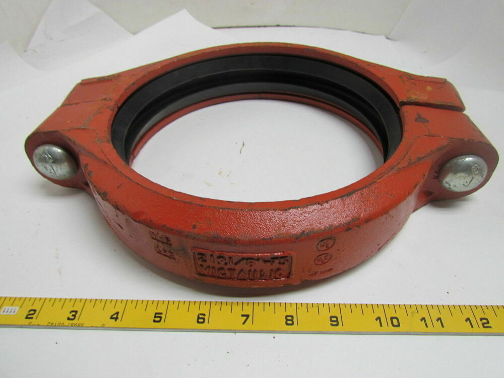 Victaulic quot rigid coupling style w gasket