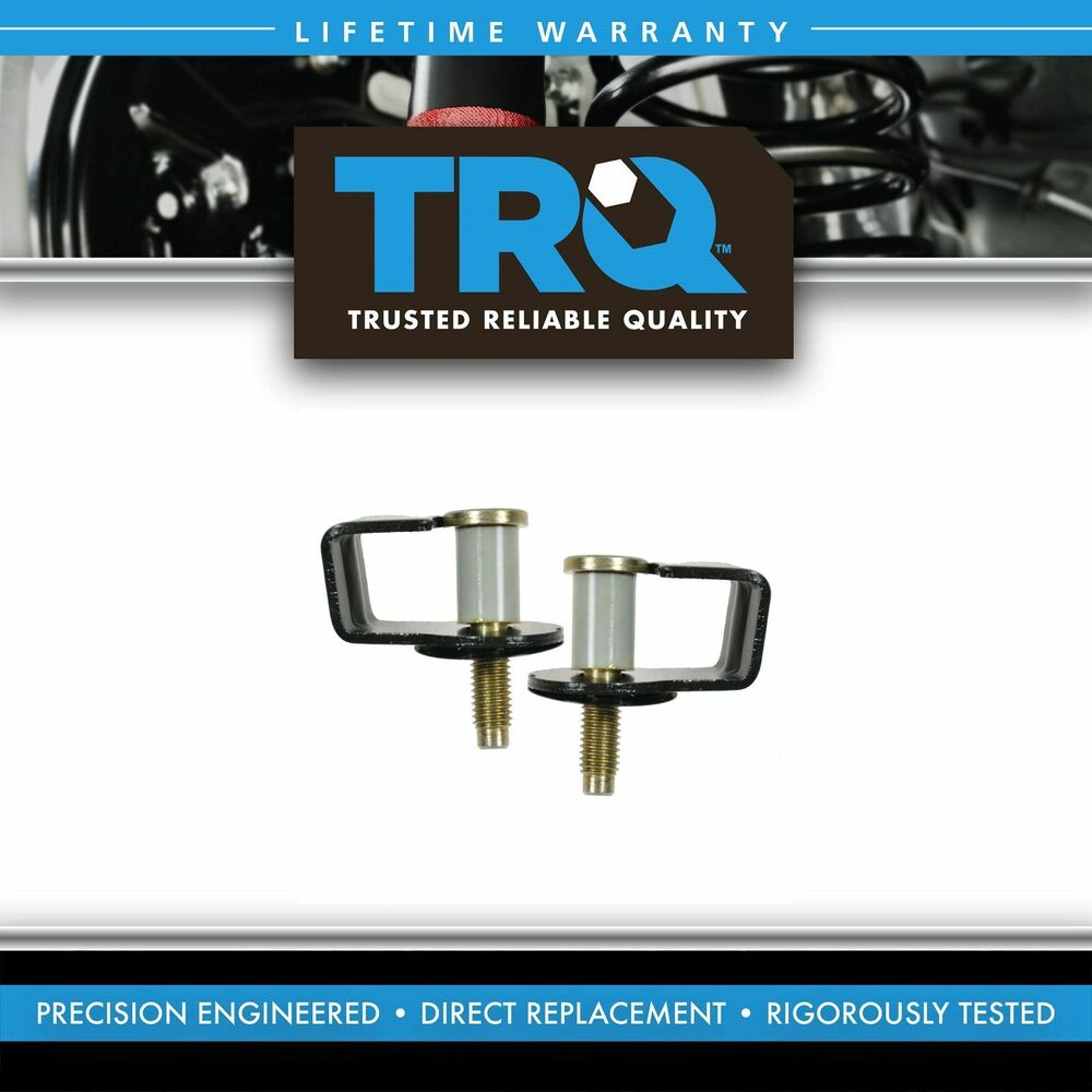 Door striker bolts pair for ford bronco escort tempo for 2000 ford explorer rear window hinge