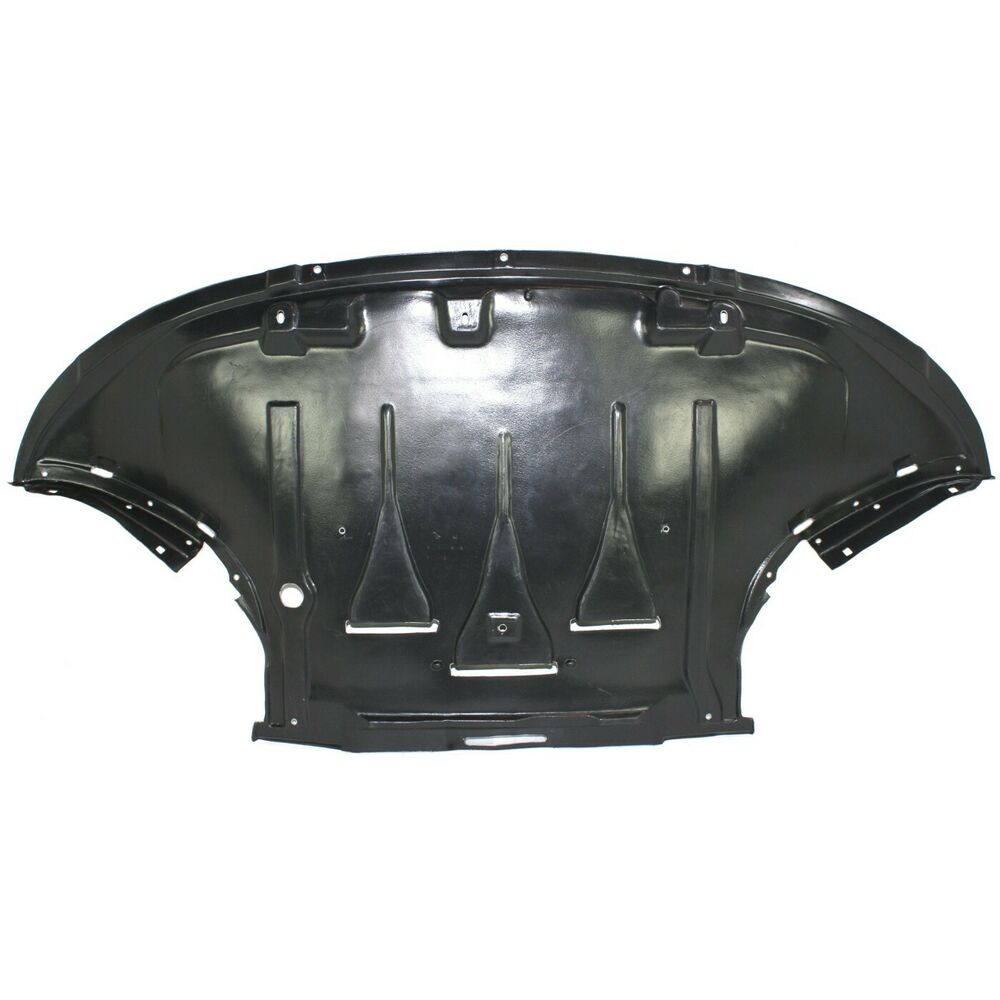 Front Engine Splash Shield For 2005 2011 Audi A6 Quattro 2006 2011 A6 Ebay